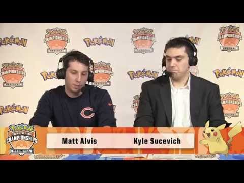 Pokémon : Interview de Matt Alvis (Spring Regional)