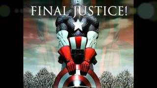 Final Justice(Captain America's Theme) - Instrumental Metal Cover HQ [xlRainlx]