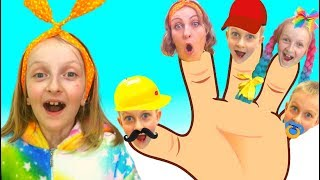 Daddy finger family song with Tawaki kids