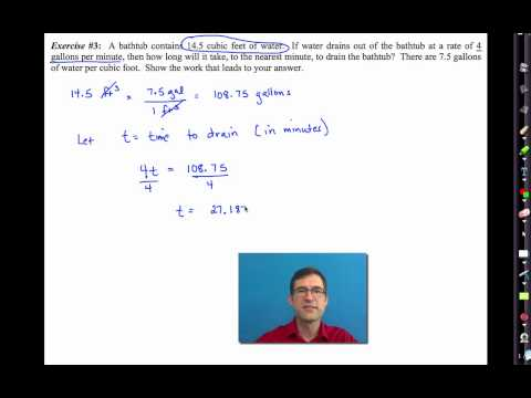 Common Core Algebra I.Unit #4.Lesson #2.Unit Conversions
