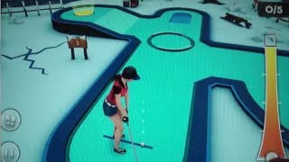 Mini Golf Game 3D Android Gameplay First Look