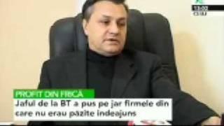 PROFIT DIN FRICĂ - Jaful de la Banca Transilvania si atacul