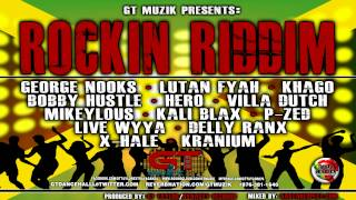 ROCKIN RIDDIM MIX @ GT MUZIK/GT TAYLOR - APRIL 2012 - RASTARESPECT.COM