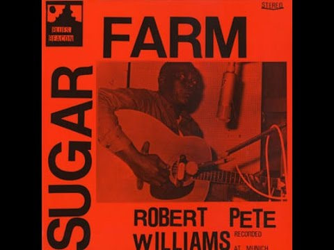 Robert Pete Williams - The New Talking Blues Of Angola