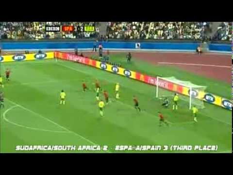 Todos Los Goles De La Copa Confederaciones 2009 - All Goals Confederations Cup 2009