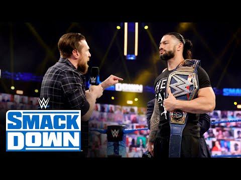 Daniel Bryan challenges Roman Reigns to a title match at Fastlane: SmackDown, Feb. 26, 2021