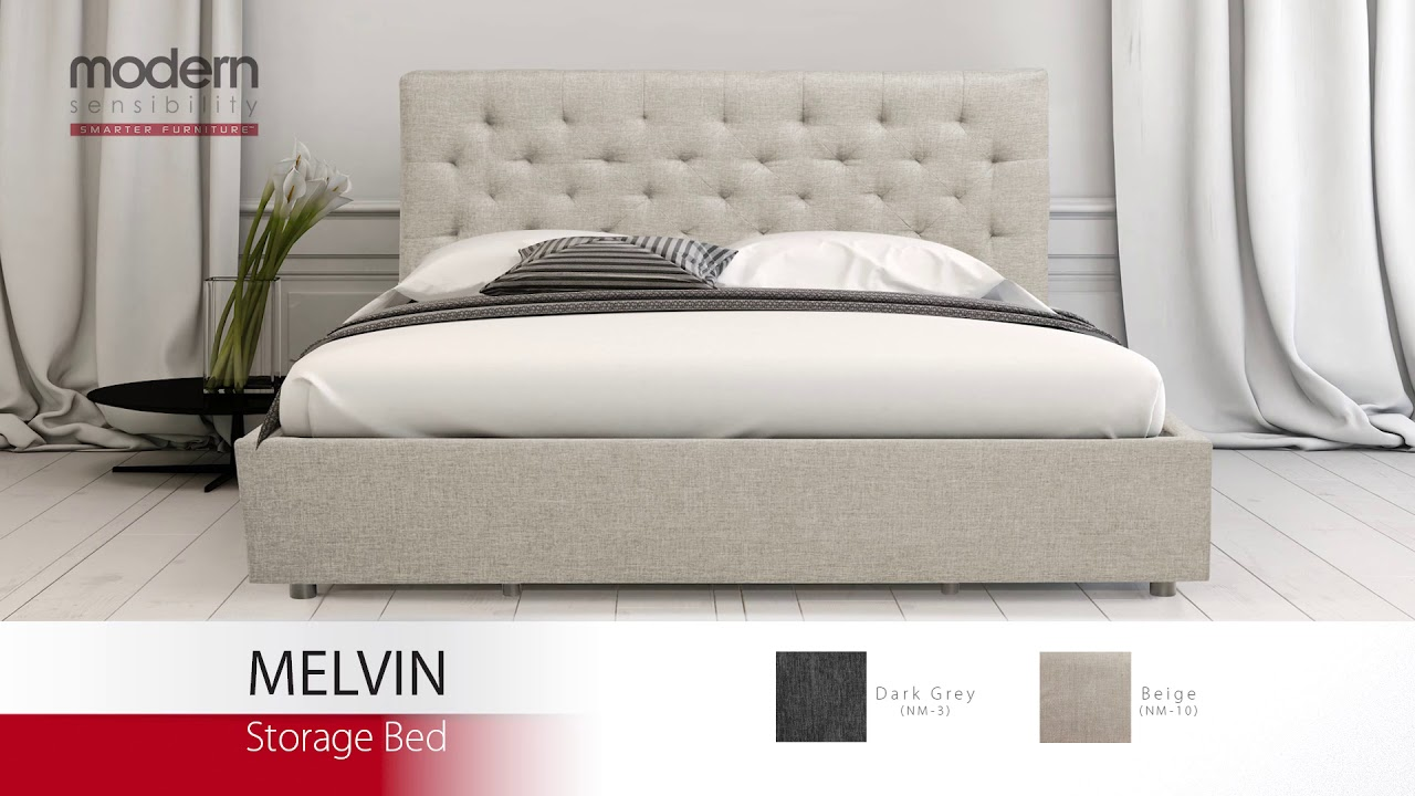 Melvin   Multi Functional Furniture For Small Spaces | #SmarterFurniture |  Modern Sensibility