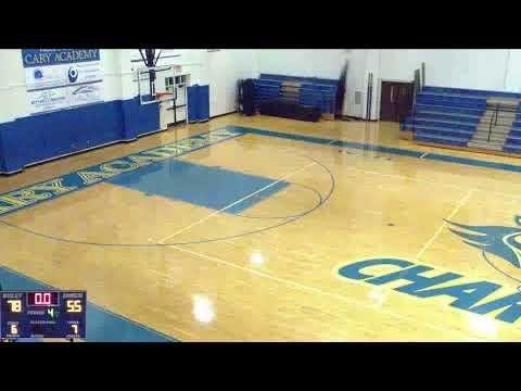 Cary Academy vs. South Wake Varsity Mens' Basketball