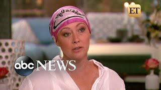 Shannen Doherty Reveals Cancer Has Spread