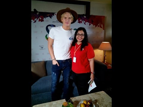 Creative Disc interview with Cody Simpson Mp3