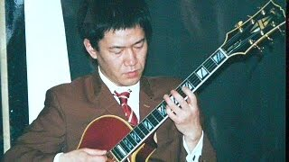 I played the guitar with the Bass Player 恋とマシンガン フリッパー...