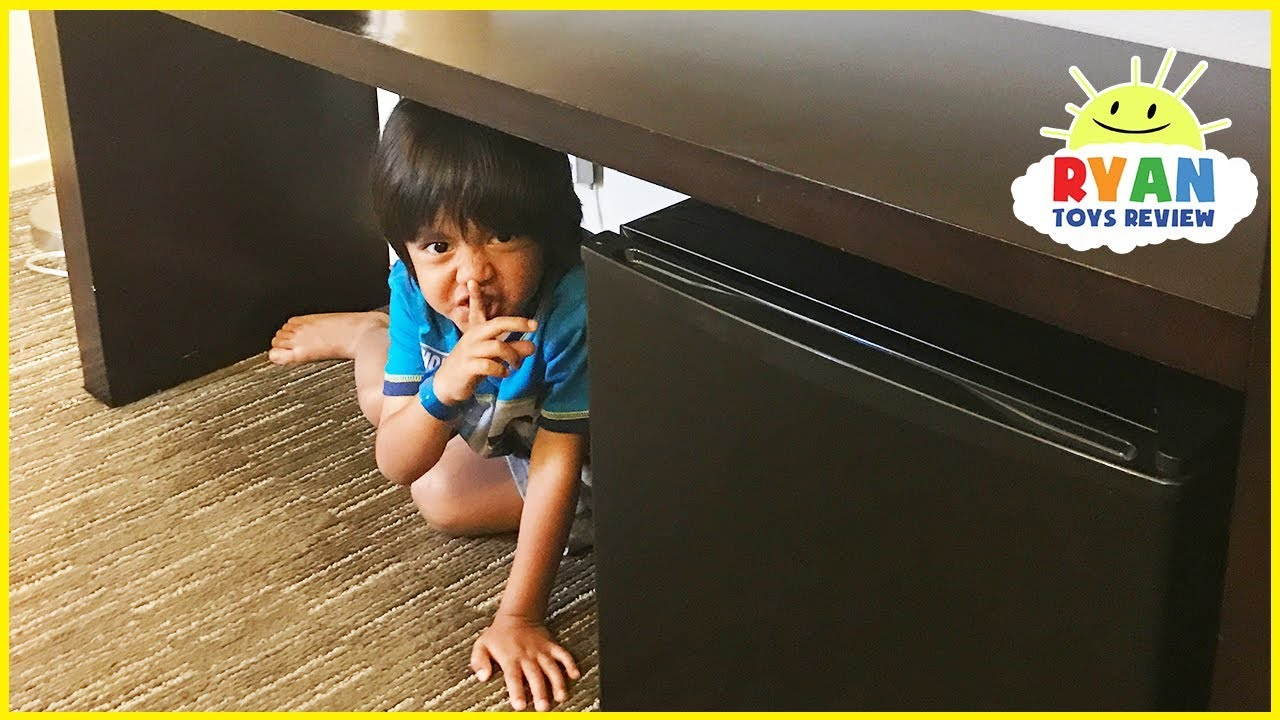 Hide And Seek Kids Hide And Seek In Hotel Parent Vs Kid And Surprise Toys Hunt