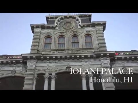 Iolani Palace night tours