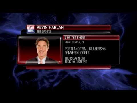 Game Time: Kevin Harlan