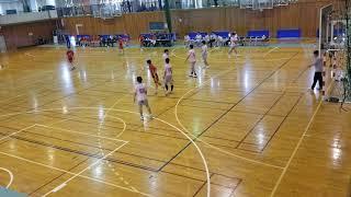 2019年04月21日 第74回国民体育大会ハンドボール競技長野大会  Nagano Yeti VS TEAM ICHIRO 後半 1/2