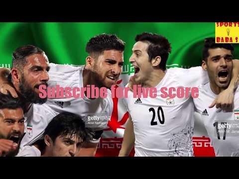 Diego costa 54' || spain def. iran 2018 fifa world cup score || 1-0 || update