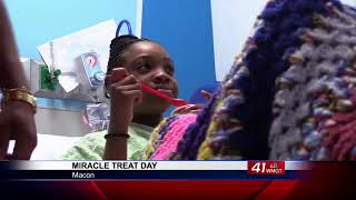 Buying DQ Blizzards will benefit Beverly Knight Olson Children's Hospital, Navicent Health
