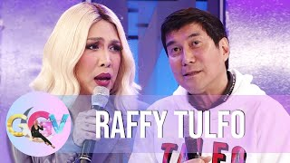 'Huwag ninyo akong tularan': Raffy Tulfo admits being a dropout in college | GGV