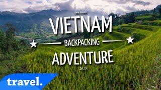 Vietnam Backpacking Adventure | Travel