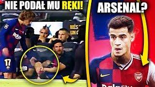 KONFLIKT Leo Messiego i Griezmanna! Coutinho wypożyczony do Arsenalu?