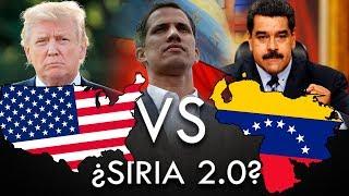 ¿Qué pasaría si Estados Unidos interviene en Venezuela?
