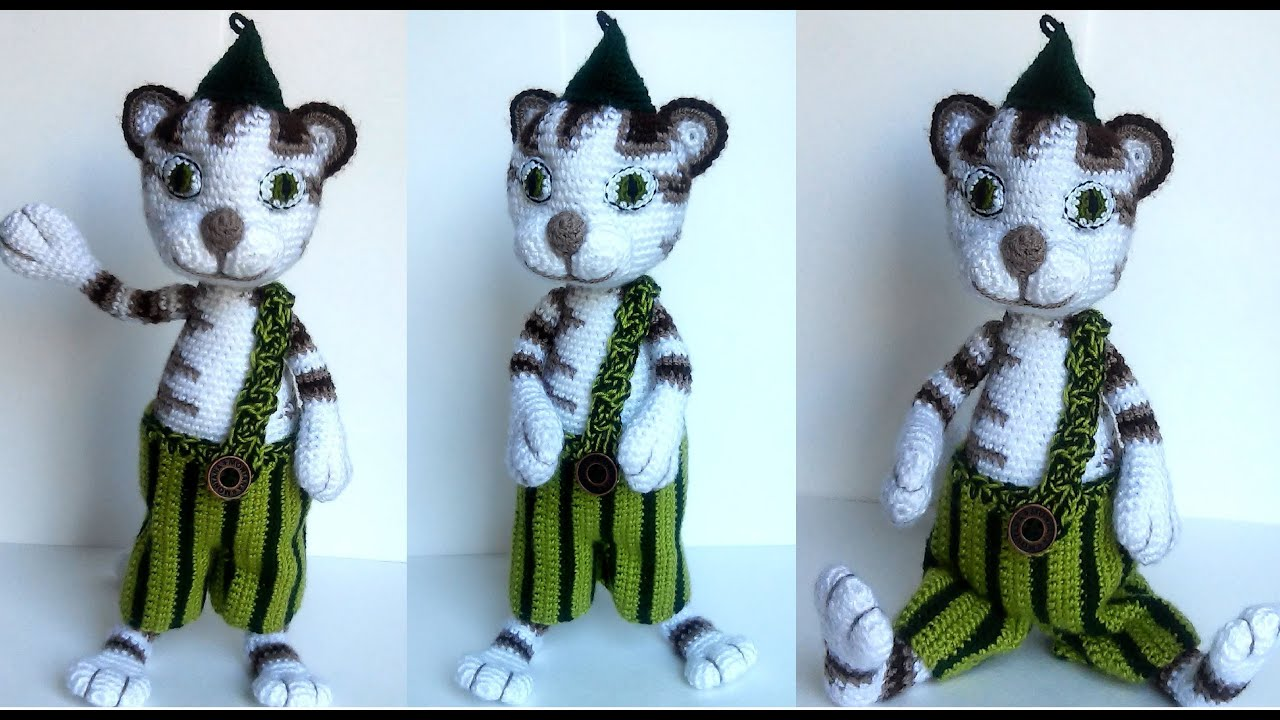 45 DIY Crochet Animal Craft Ideas: Free Amigurumi Patterns | 720x1280