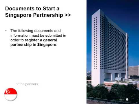 The General Partnership in Singapore