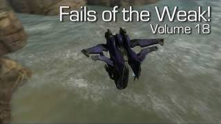 Fails of the Weak - Volume 18 - Halo 4 - (Funny Halo Bloopers and Screw Ups!)