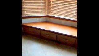 Kitchen Window Seat Ideas