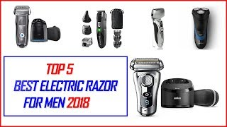 Best Electric Razor For Men 20…