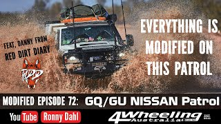 EVERYTHING IS MODIFIED ON THIS PATROL, Modified Episode 72
