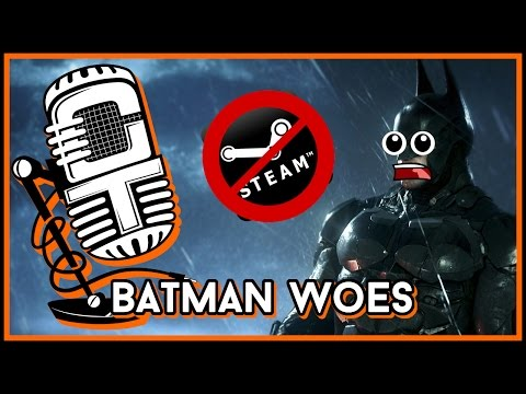 Batman Woes | Creature Talk Ep. 133