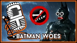 "Creature Talk Ep133 ""Batman Woes"" 6/27/15 Video Podcast"