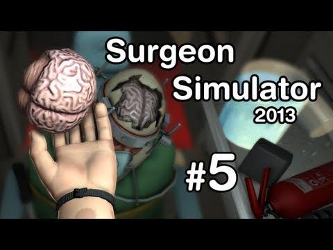 Мозги в Поездке - Surgeon Simulator 2013 - 5