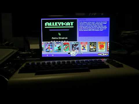 How To Get 17,068 Games To Show On C64 Maxi / C64 Mini