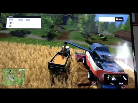 Farming Simulator 15 silver edition Xbox 360