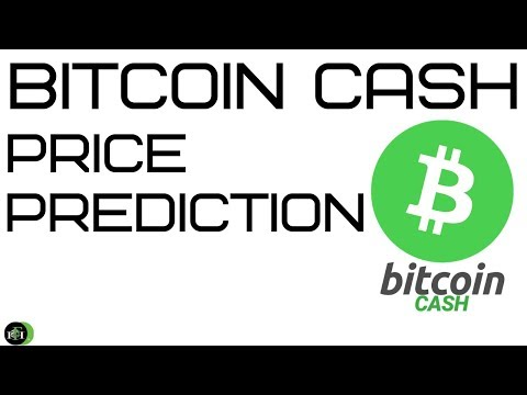BITCOIN CASH PRICE PREDICTION | (JULY 2019)