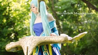Sona Cosplay Instrument Build [League of Legends]