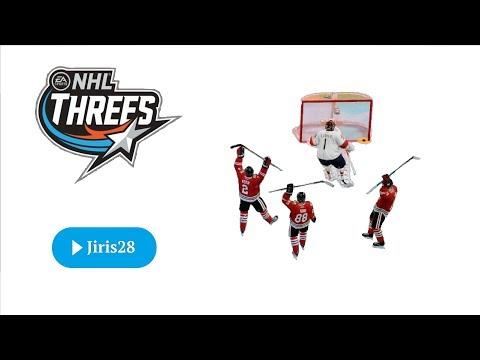 NHL 18 BETA CZ | Threes