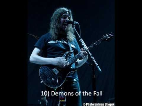 The Top 10 Brutal Opeth Riffs