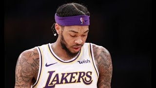 Lakers vs Warriors Brandon Ingram makes Lonzo Ball i njury claim, LeBron James update