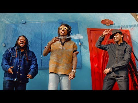 "Damian ""Jr. Gong"" Marley - Medication [Remix] (Stephen ""Ragga"" Marley, Wiz Khalifa & Ty Dolla $ign)"