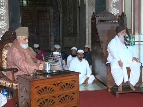 Urs e Muhaddith e Azam Pakistan,SYED MUHAMMAD MAHFOOZ UL HAQ SHAH SAHIB 30 5 2014