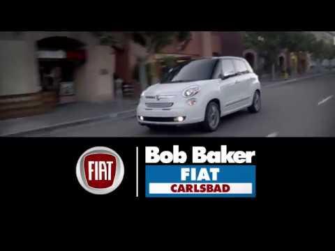bob baker fiat of carlsbad - youtube