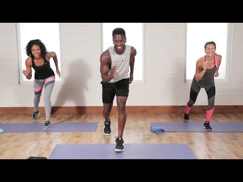 Calorie-Torching 30-Minute Cardio and Sculpting Tabata Workout | Class FitSugar