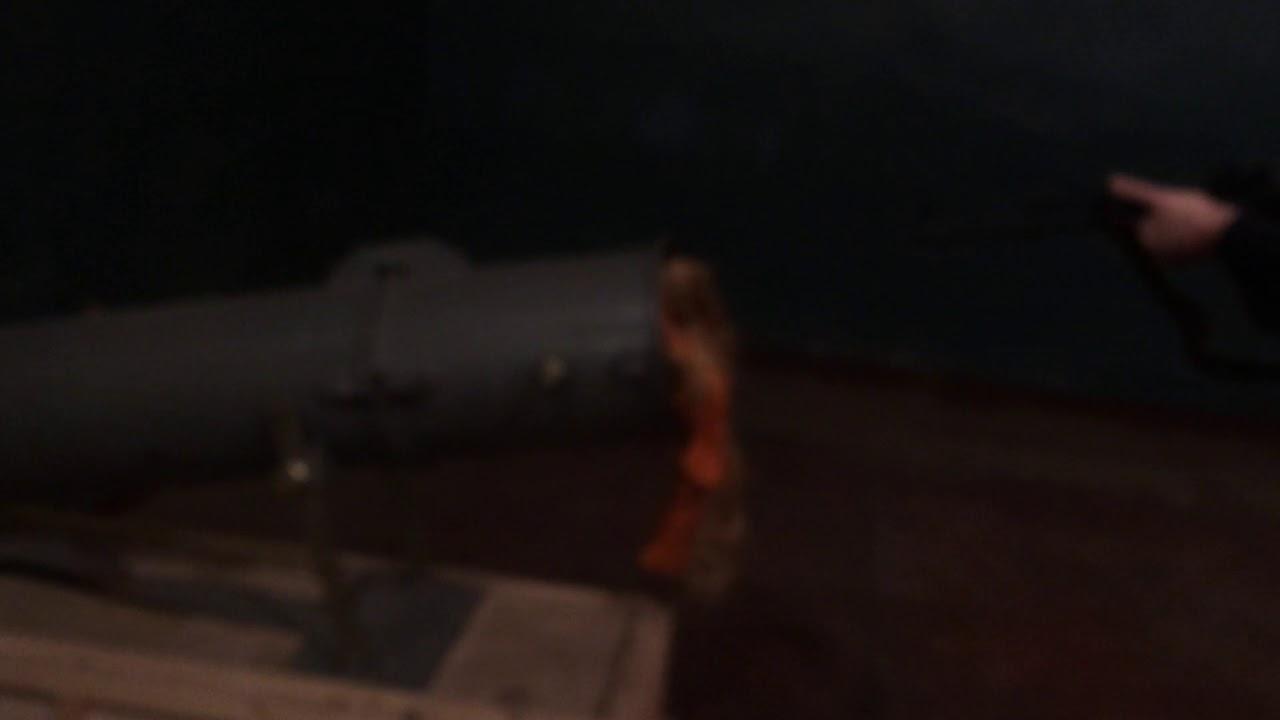 Контрольный отстрел охотничьего карабина  Контрольный отстрел охотничьего карабина