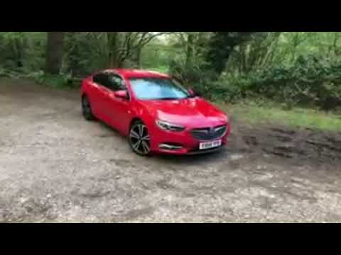 Vauxhall Insignia Grand Sport Review Week