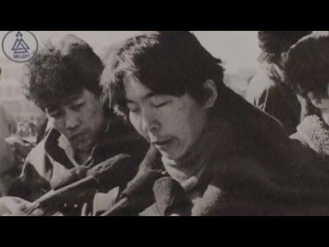 Mongolia, Gonchigdorj Interview  (2000)