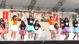 20171105 ばんびっ子×KIUs 「君のことが好きだから」 神戸国際大学祭.