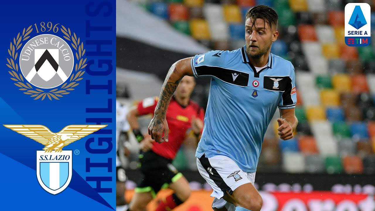 Udinese 0-0 Lazio